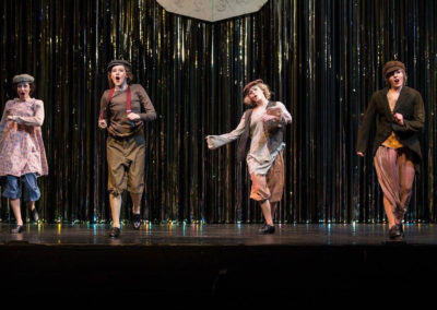 Elissa Rastegar as Lorraine - 42nd Street - Chrysler Theatre for the Performing Arts