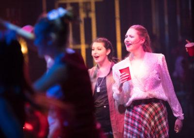 Elissa Rastegar - Dance Captain -Heathers - Chrysler Theatre for the Performing Arts