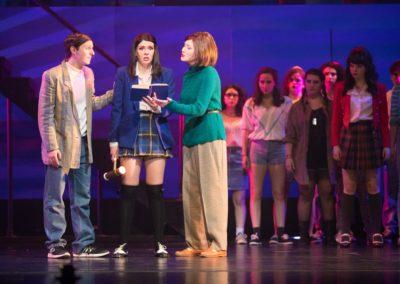 Elissa Rastegar - Mrs. Sawyer - Heathers - Chrysler Theatre for the Performing Arts