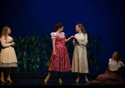 Elissa Rastegar as Vivian - Oklahoma - Laura Secord Secondary School for the Arts