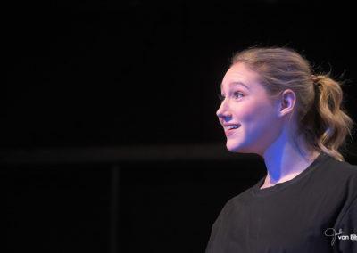 Elissa as Natalie in All Shook Up